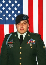 Sgt. John Castro
